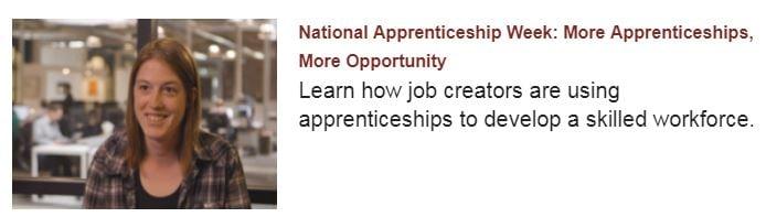 Dept Labor Apprentice