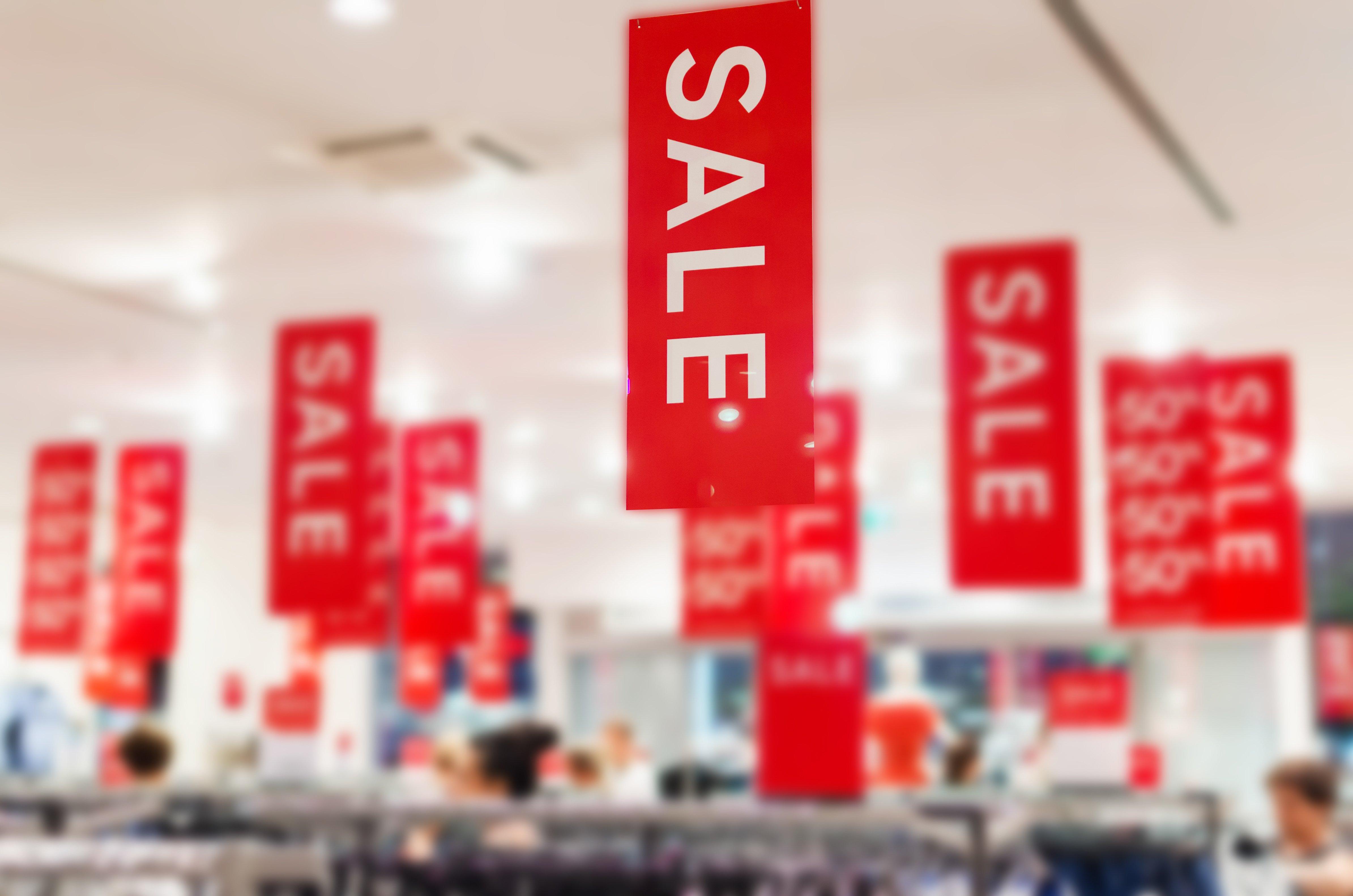 Sales Signs