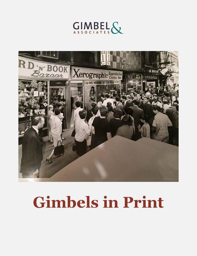 gimbels print cover